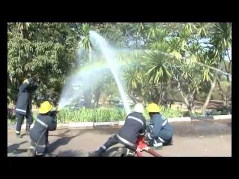 Monsanto Malawi Fire Engine