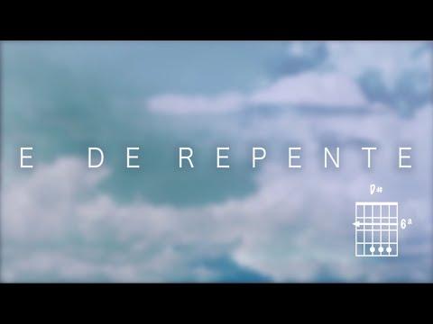 De repente (letras e acordes) - Davi Fernandes & Cia. Cultura do Céu