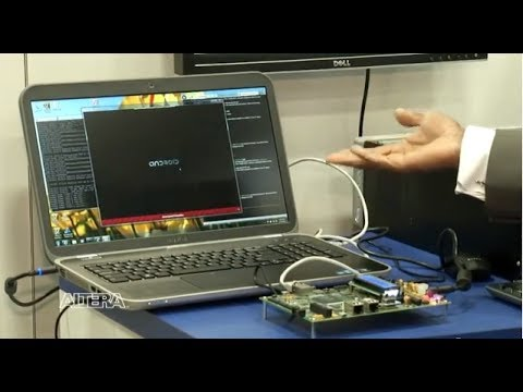 Implementation of an Android™ Operating System on an Altera SoC