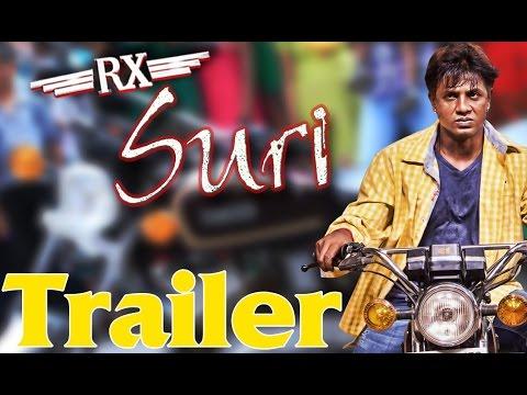 Rx Suri Trailer | Duniya Vijay, Akanksha | Arjun Janya