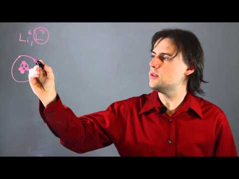 Introduction About Lithium Atoms in Basic Chemistry : Chemistry & Physics