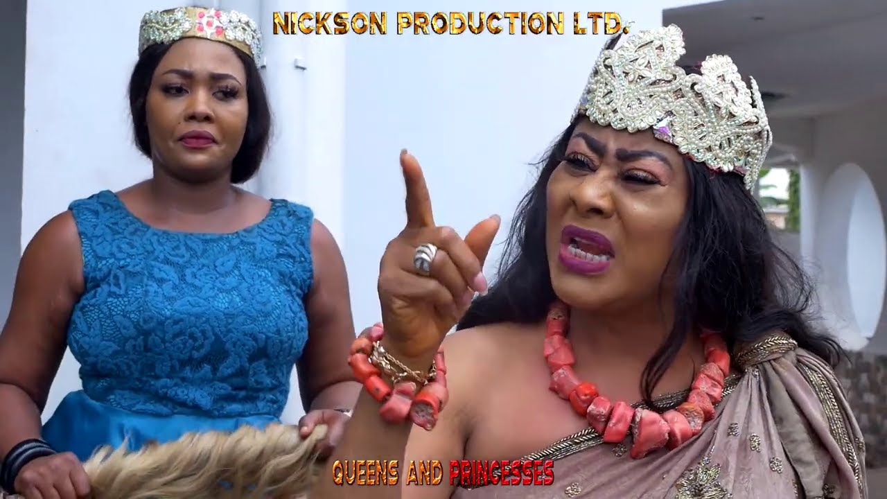 Download ARROGANT QUEENS AND PRINCESSES - NEW HIT MOVIE 2020 Latest Nigerian Nollywood Movie