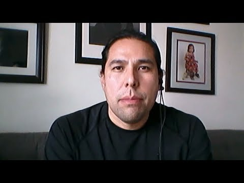 Indigenous environmental groups will continue to stand against Keystone XL: Dallas Goldtooth