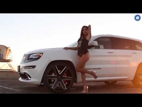 2015 Jeep Grand Cherokee SRT8   Verde Wheels   audiocityusa