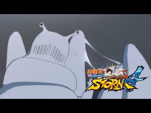 NARUTO STORM 4 - Saiken | Utakata | All Movesets