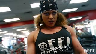Reel Muscle - Tamy - Back In Action