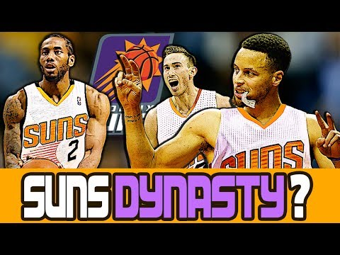 What If Kawhi & Curry were Drafted/Traded to the Suns?