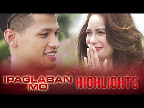 Jess proposes to Baby   Ipaglaban Mo