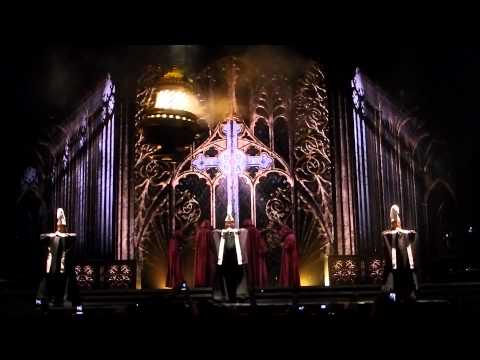 Madonna MDNA Act of Contrition/Girl Gone Wild Live Toronto Sept 13, 2012