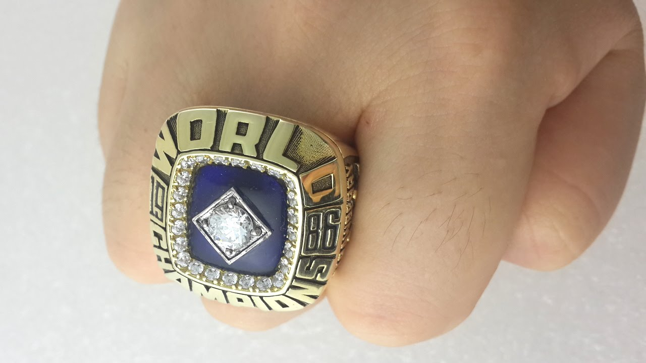Customize mlb 1986 new york mets world series championship ring customize mlb 1986 new york mets world series championship ring sciox Images