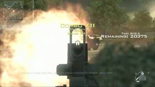 Modern Warfare 2 - Spec Ops - Body Count Veteran Difficulty 15.85 seconds | WikiGameGuides