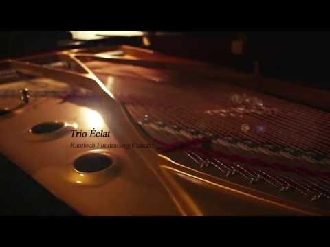 2016 Trio Éclat Rannoch Fundraising Concert (full version)