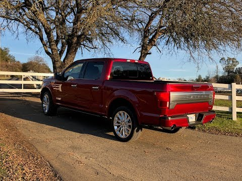 Family Car - 2019 Ford F 150 w/huge cabin