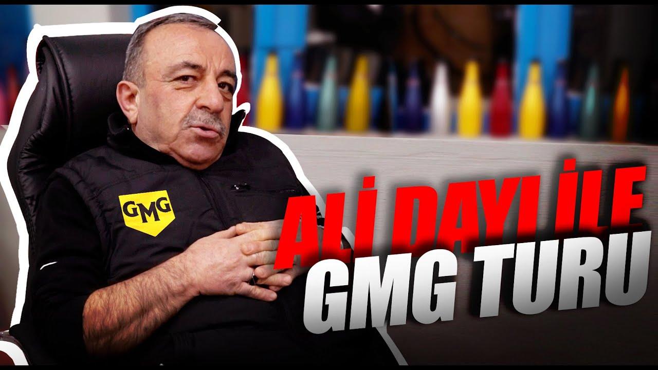 Download ALİ DAYI GMG GARAGE'I TANITIYOR!!! | NELER SATILIYOR?