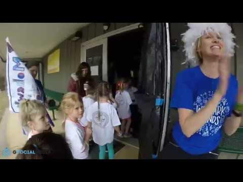Asheville Fun Run 2019 at Evergreen Community Charter School