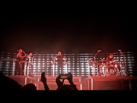 RÜFÜS DU SOL LIVE @ Bill Graham Civic Auditorium