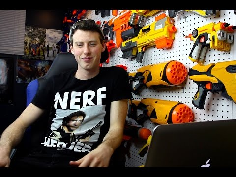 Q&A | Answers! (Gun Game 3.0? Zombies? Favourite and # of Blasters? Cost?)