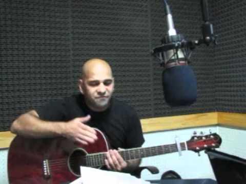 Pitu Farias en Radio Residencias 96.5 Mar del Plata