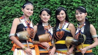 Tetseo Sisters from Nagaland popularize Naga Folk Music