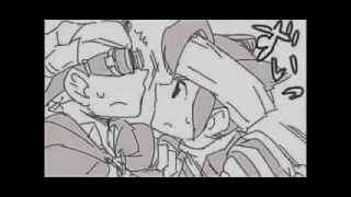 Repeat youtube video Inazuma Eleven - Endou x Kidou Yaoi Doujinshi