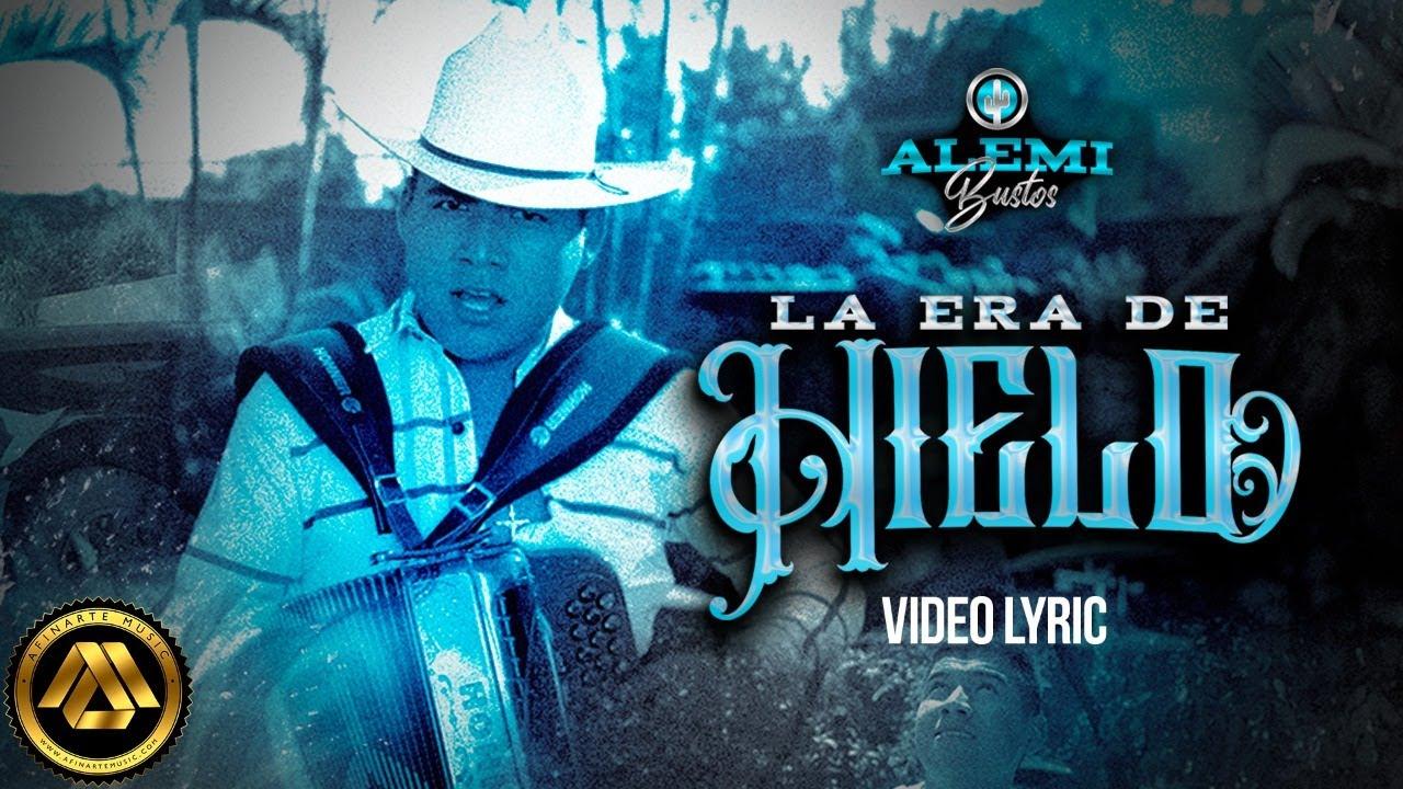 Alemi Bustos - La Era de Hielo (Video Lyric)