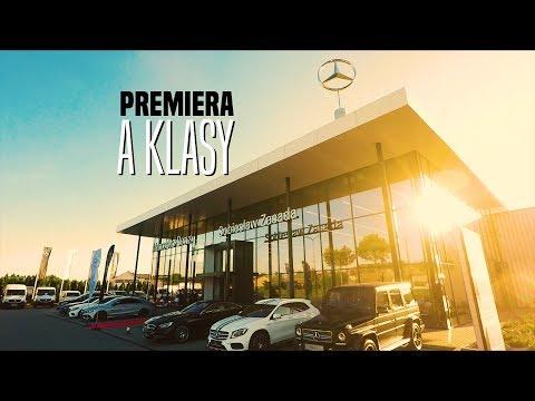 Premiera nowego Mercedesa A klasy, Nowy Sącz 12.05.2018