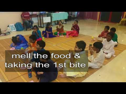 MINDFUL EATING by AJIT SSBC IPOH GARDEN (SSEHV GROUP 1 YEAR 2)
