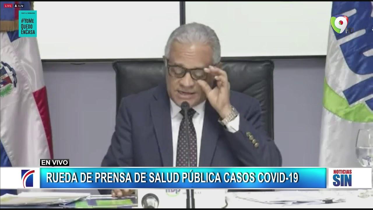 Boletín #18 Salud Pública: 1828 confirmados – 86 fallecidos – 33 recuperados de covid-19 06-04-2020