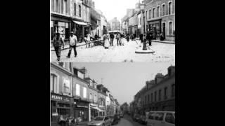 Saint-Vaast-la Hougue - passé-présent