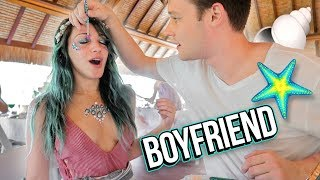 My Boyfriend Does My Makeup in Bora Bora! niki 検索動画 22