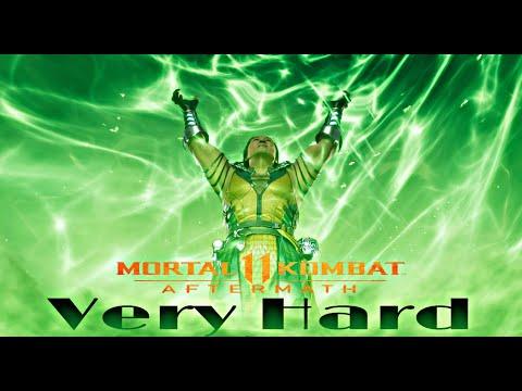 Mortal kombat 11 - shang tsung - klassic tower on very hard (no matches/rounds lost)  
