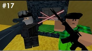 Roblox: Build a Hideout and Fight #17 Twin Towers