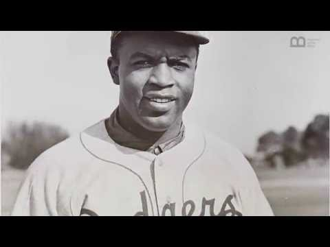 The World Series: Jackie Robinson/Brooklyn Dodgers