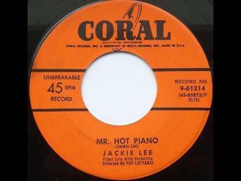 Jacky Lee - Mr. Hot Piano