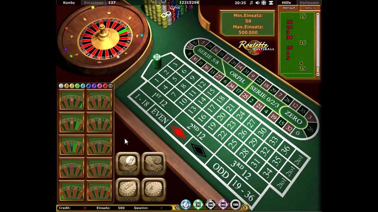 Roulett Kostenlos Spielen
