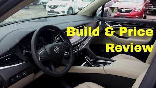 2019 Buick Enclave Essence AWD SUV - Build & Price Review: Interior, Performance, Specs and Features