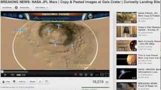 2MIN News Sept 28, 2012: NASA Fakes Mars Photos!
