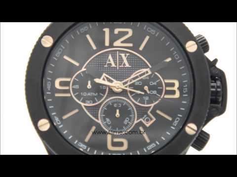 5fd7d7e028a Relógio Armani Exchange AX1513 1PN.