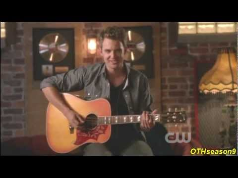 Chris Keller playing Loaded Gun and Chase Sex Problem 9x01One Tree Hill