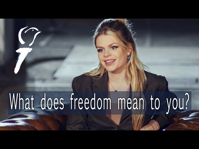 What does FREEDOM mean to you? | Davina Michelle | Episode 2/2