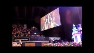 André Rieu Wembley Arena 20/12/2014 Seventy-Six Trombones...