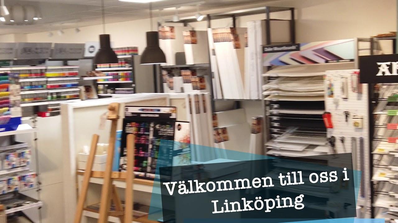 Hobby Butik Linköping