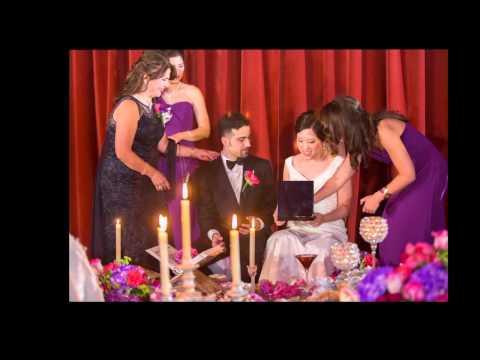 M&A's Korean-Persian Wedding at the Bolger Center - by DC Photographer Irene Abdou