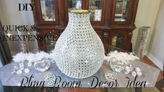 QUICK  EASY AND INEXPENSIVE DIY ROOM DECOR IDEA | PETALISBLESS