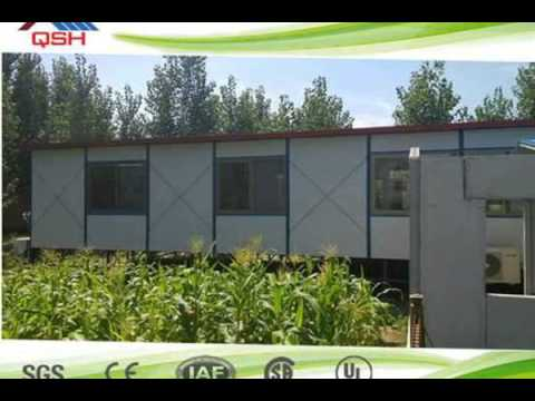 what is a prefab househow to build steel frame houselog homes - YouTube & what is a prefab househow to build steel frame houselog homes ...