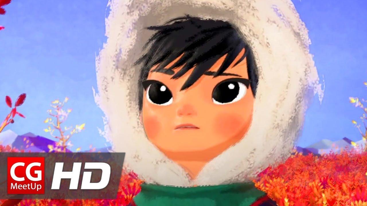 CGI Animated Short Film: 'Neila' by ISART DIGITAL   CGMeetup