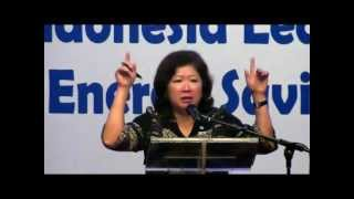 "MARI ELKA PANGESTU ""WHAT CAN INDONESIA LEARN FROM CHINA"