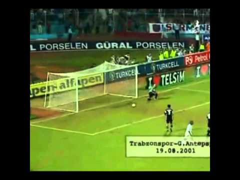Hami Mandıralı'nın en güzel 10 golü sizlerle...