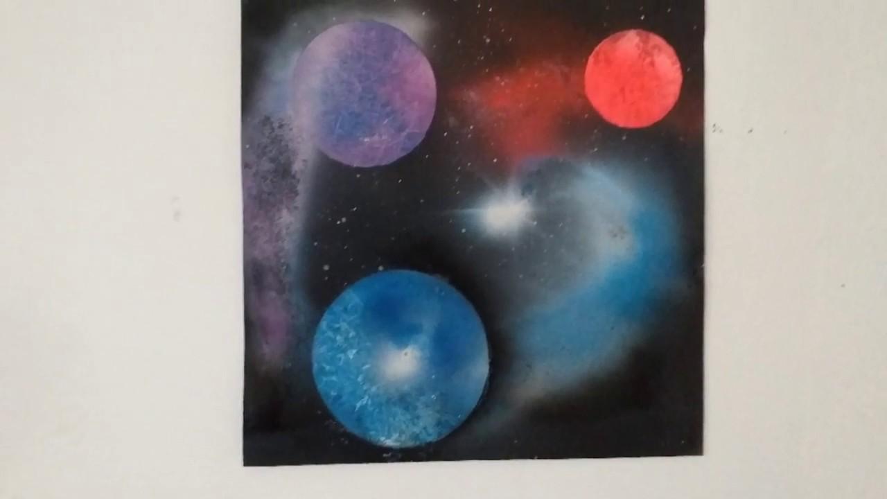Milky Way Art - YouTube