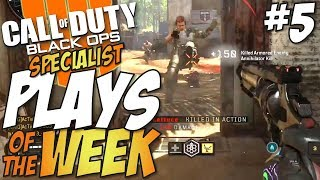 Call of Duty: Black Ops 4 - Top 10 Kills Of The Week Specialist #5 (BO4 Multiplayer inc Nuketown)